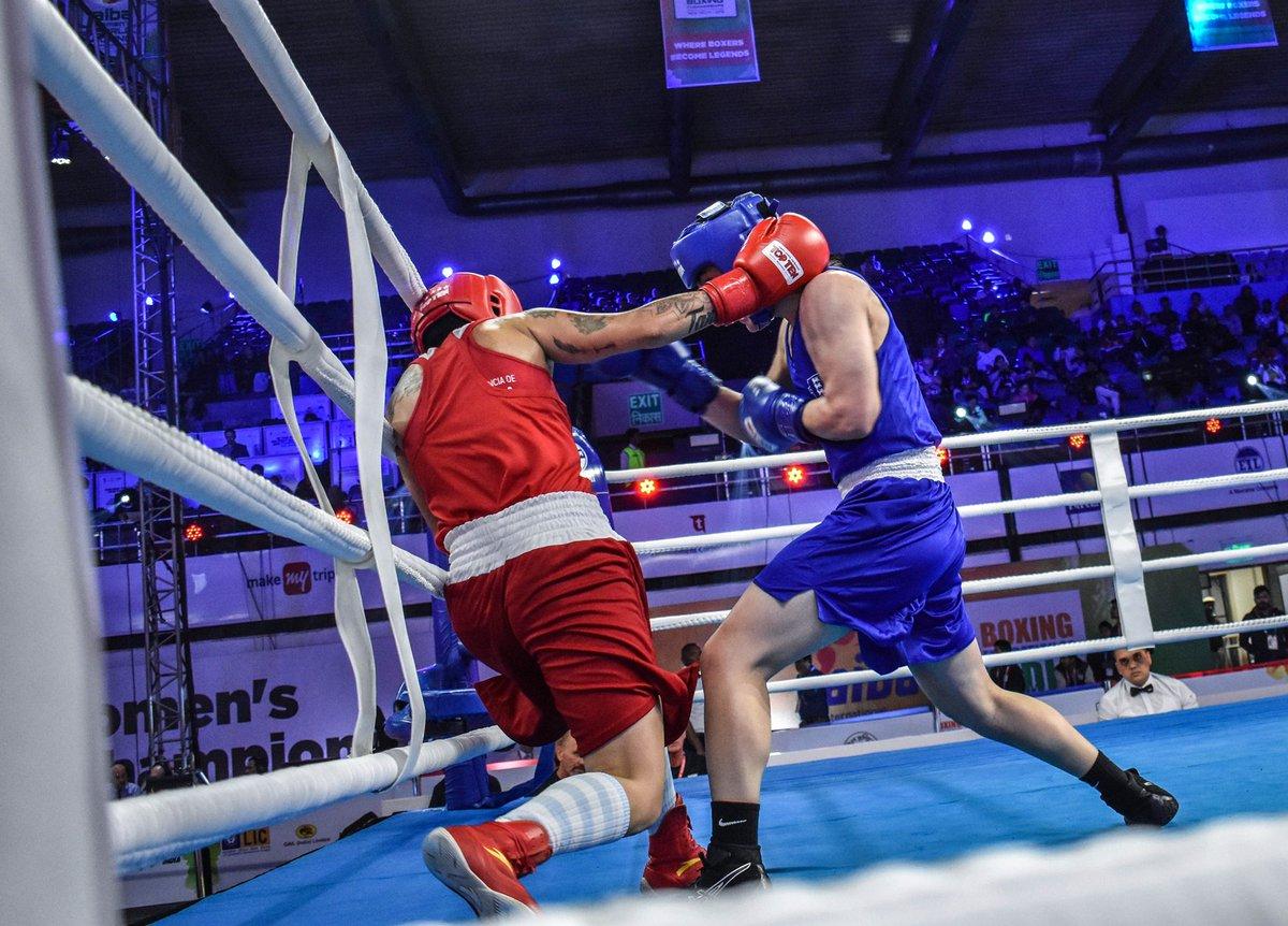 Pinki, Simranjit Notch Wins on Day 3 of World Boxing Championship