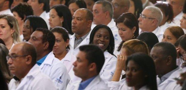 'Médicos cubanos atendem melhor do que brasileiros', dizem pacientes https://t.co/oh4rXozBVw