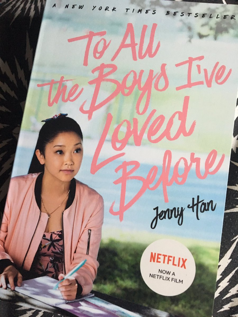 #ToAllTheBoysIveLovedBefore Latest News Trends Updates Images - Jess__WL