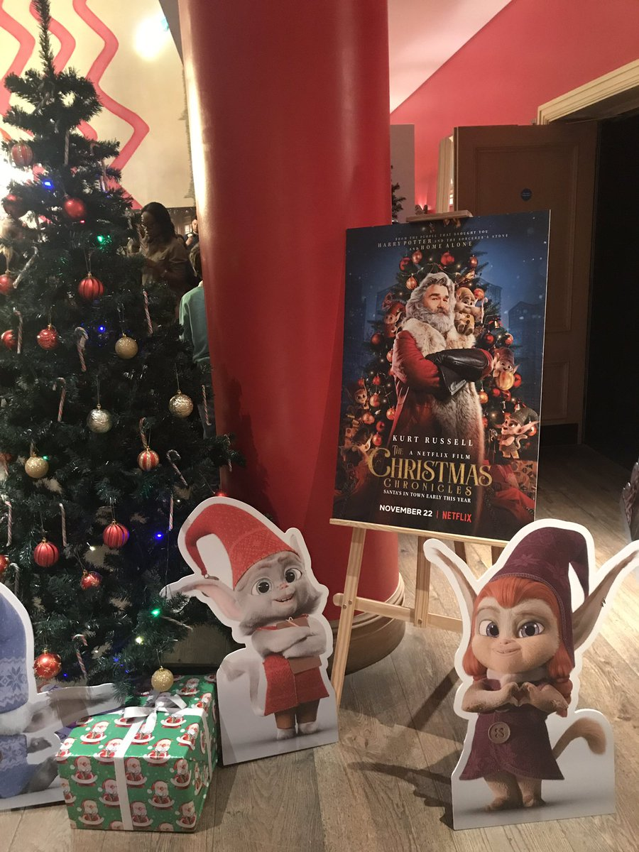 Weihnachtsfilm Oh Tannenbaum.Helen O Hara On Twitter I Saw The Christmas Chronicles And It
