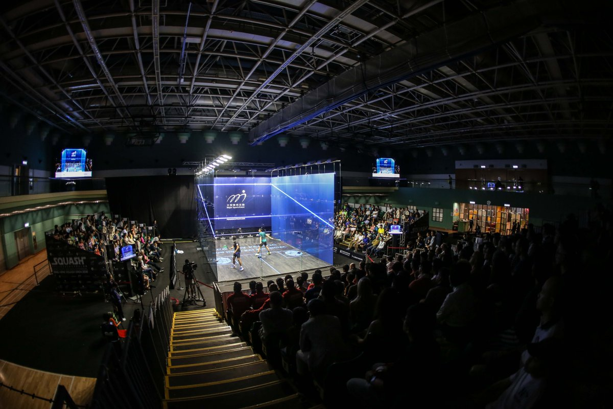 test Twitter Media - The 2018 Hong Kong Open gets under way on Monday November 19 🙌🇭🇰  Find out where you can watch the action live here 👇 https://t.co/Yguhqd2QY9 #squash https://t.co/IDJgOyY9bp