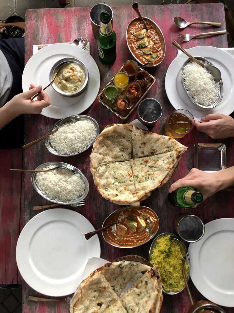 #Foodporn Alert! Had the most amazing Indian food in Chiang Mai, Thailand. #yummy https://t.co/NI0TPHClDO