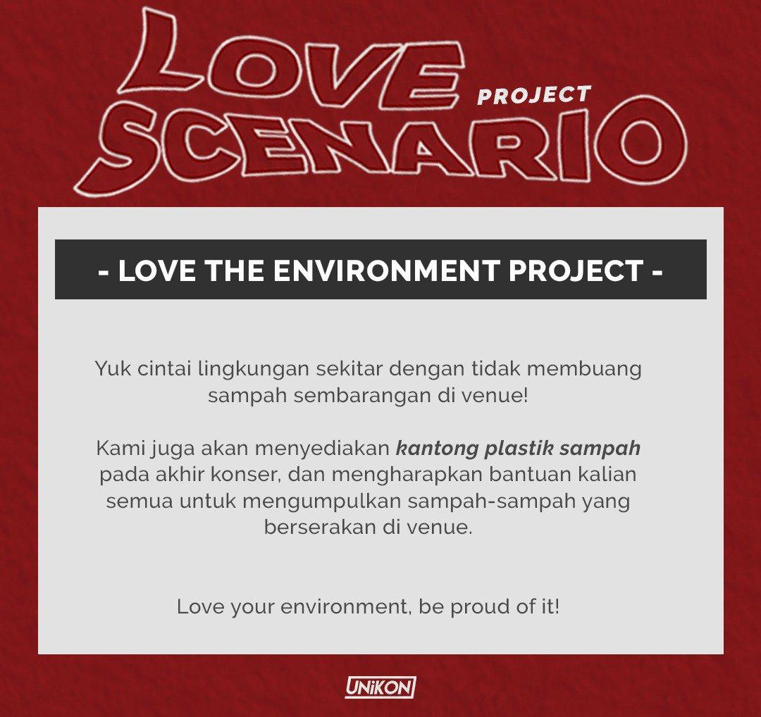 Unikon Indonesia On Twitter Love Scenario Encore And