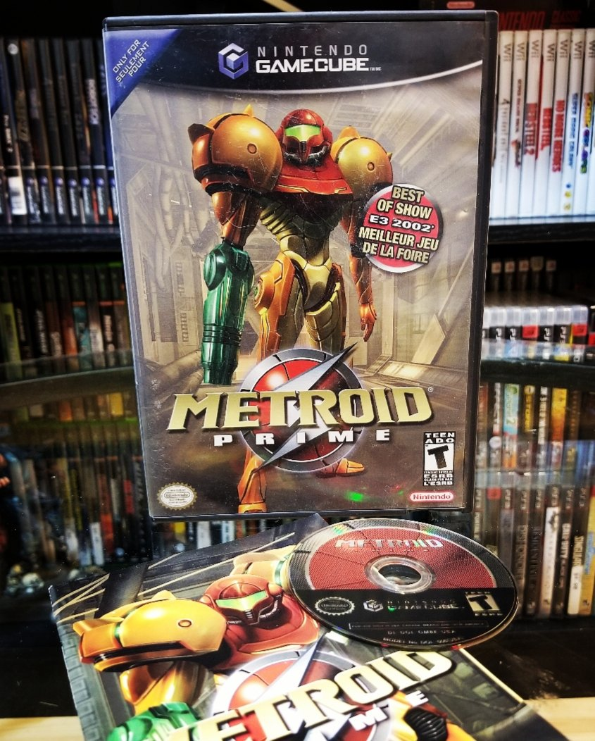 Metroid Prime for the #Gamecube celebrates its Sweet 16 anniversary!  A controversial game when launched for its the first time in the franchise to have played in 3D.  However with a great story, cool gameplay, and eerie score, MP easily became one of the favourites!  #Nintendo<br>http://pic.twitter.com/U320nu9od2