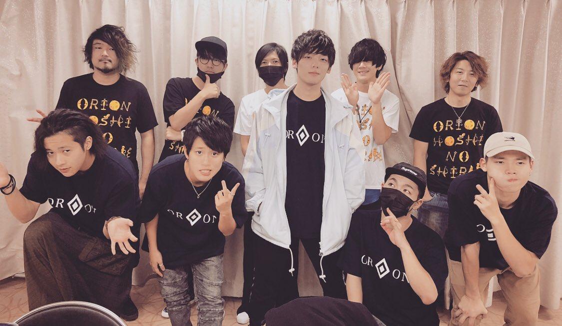 orion10日目☪︎福岡2daysでしたありがとうめちゃくちゃ楽しかった