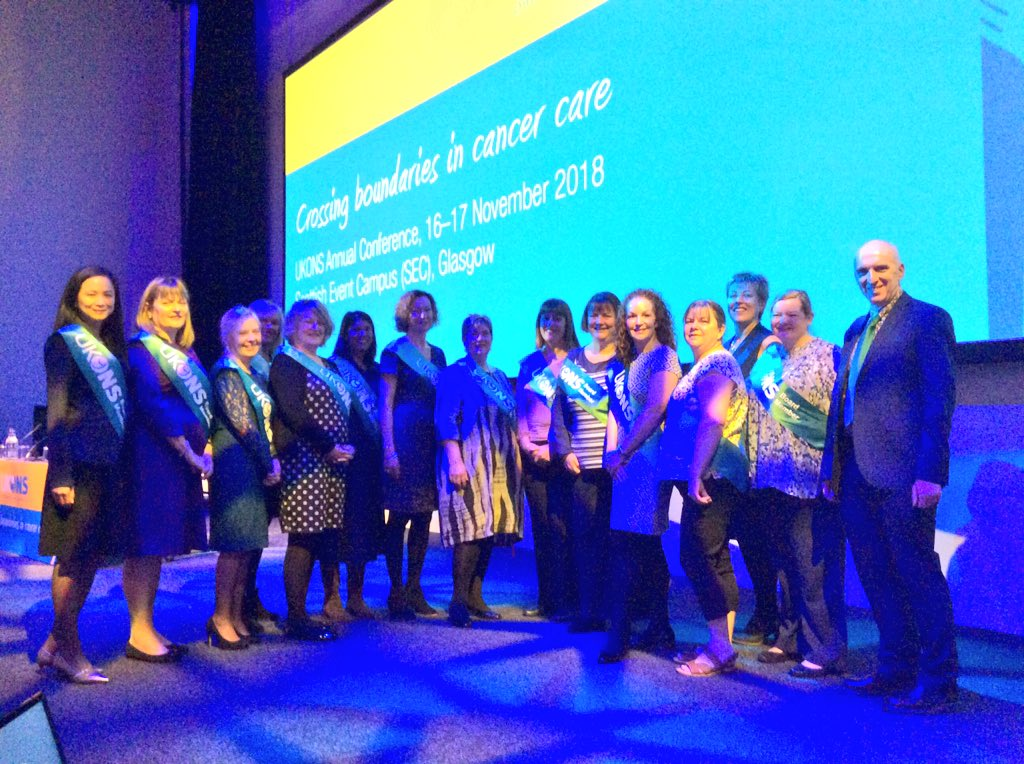 The Board would like to thank everyone for all contributions to make the #UKONS2018 a great success - members, participants, industry partners, Succinct &amp; members who joined virtually. Keep #InspiringCancerNursing. Safe travels everyone!   See you in Telford for #UKONS2019<br>http://pic.twitter.com/cSmle5vWpz