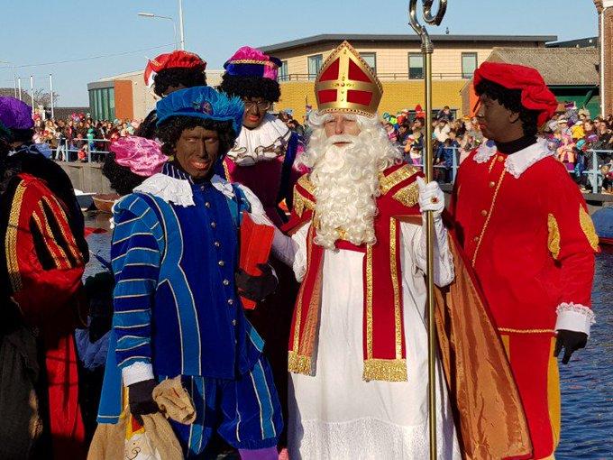 #Westland   Monster / Honselersdijk  Sinterklaas neemt zonnetje mee uit Spanje. https://t.co/jxeVRAAks8