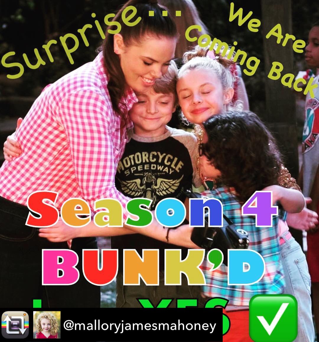 So excited for season 4! #thankyoufans #thankyoudisney
