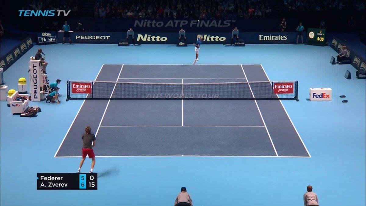 ATP en Español's photo on Federer