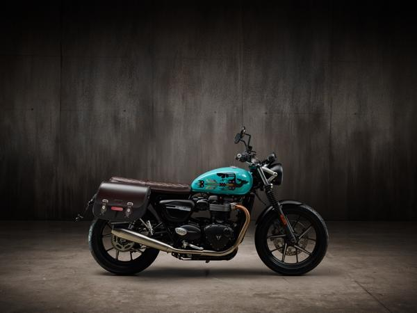 টুইটারে Triumph Motorcycles: