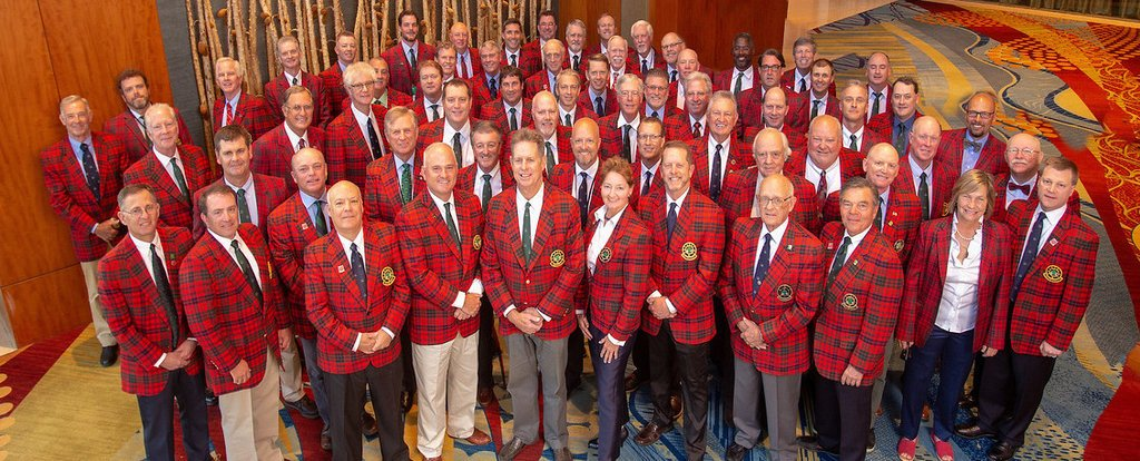A nice escape on the first weekend where Old Man Winter is baring his teeth a bit: A look back at @ASGCA history in this special By Design article from 2017. tinyurl.com/yc3gnzxj