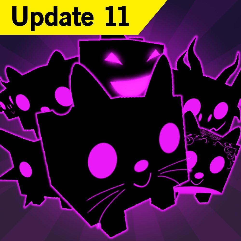 Big Games On Twitter Pet Simulator Update 11 Is Live