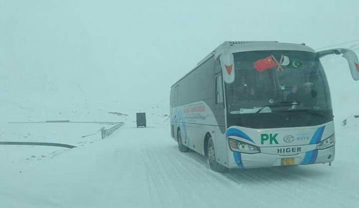 #میری_جنت_میرا_پاکستان  Pak-China Bus service, from Lahore to China via Khunjrab Pass Karakoram Highway per head Rs. 13000/- <br>http://pic.twitter.com/F2m85eoOjw