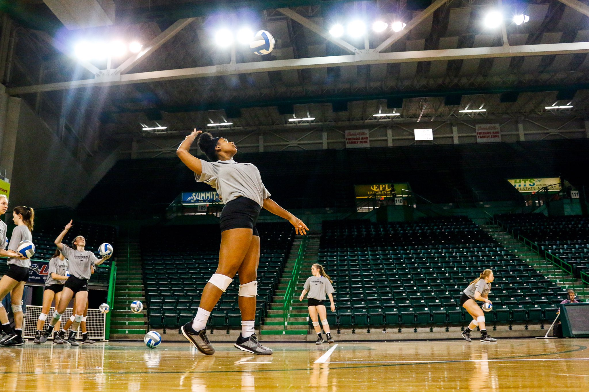 Southern Miss VB on Twitter