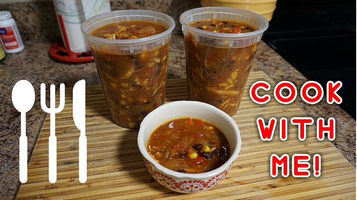 https://t.co/4VJ8mfRsKQ - Chicken, Black Bean and Corn Chili | 1 Freestyle Point | Weight Watchers Recipe https://t.co/i4lBMm0bny