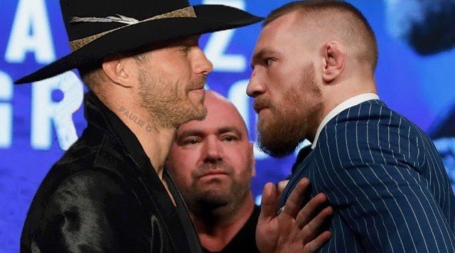 Dana on Conor vs Cerrone rumors: Absolutely not true Image by @PaulieGMMA tmz.com/2018/11/17/dan… #UFC #MMA #WMMA #TeamMMA4LIFE #PeoplesMMA #ConorMcGregor