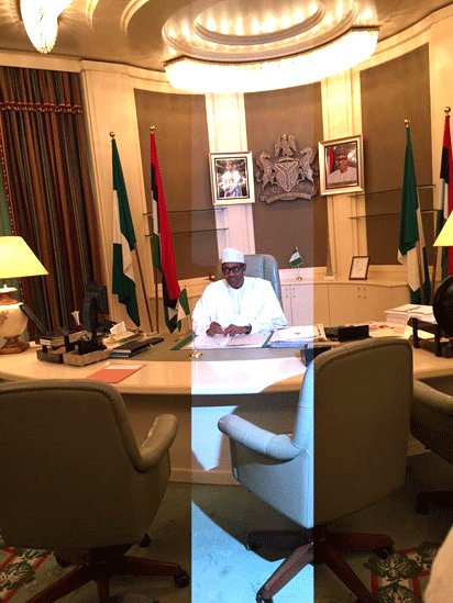No vacancy in Aso Rock - APC group===has been published on Vanguard News Nigeria - https://t.co/L81Lelwtqj https://t.co/9TYCTcgmNy