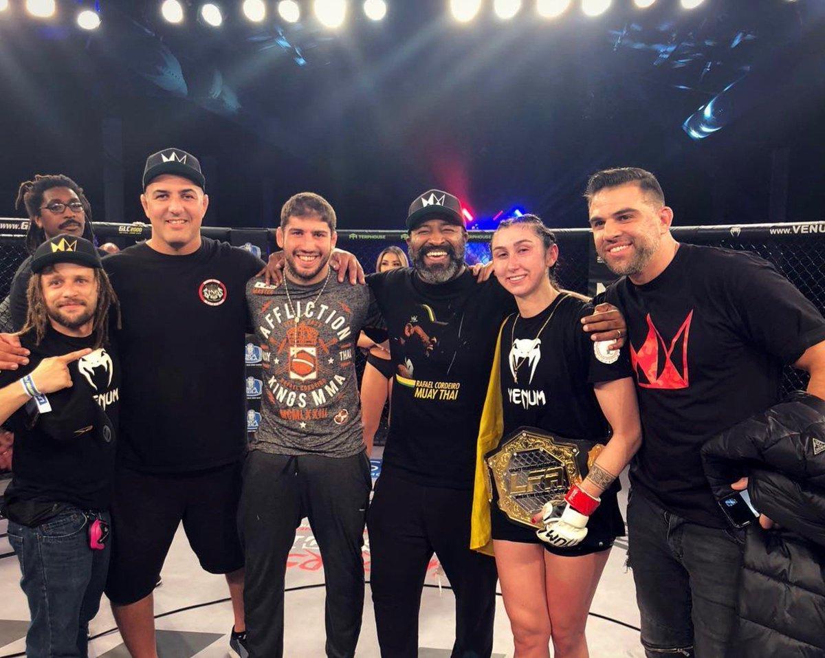 🇨🇴6-0 🇨🇴 Congratulations @SabinaMazo 👏 #UFC #LFA #MMA #WMMA #TeamMMA4LIFE #LFA54 #PeoplesMMA