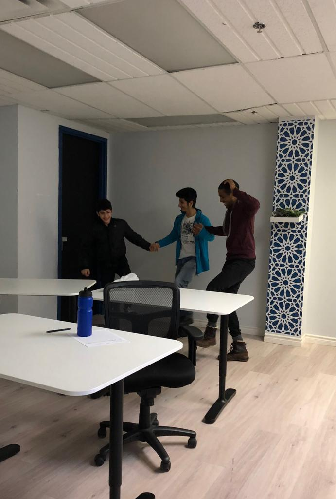 test Twitter Media - Our youth are preparing their kiosk for our upcoming event on November 28th. In store... a dabkeh dance, Lybian, Palestinean and Syrian food, and informative posters! Come and see us on November 28th at the @_BAnQ https://t.co/aWuSWhsygQ https://t.co/toYLY9CdRo