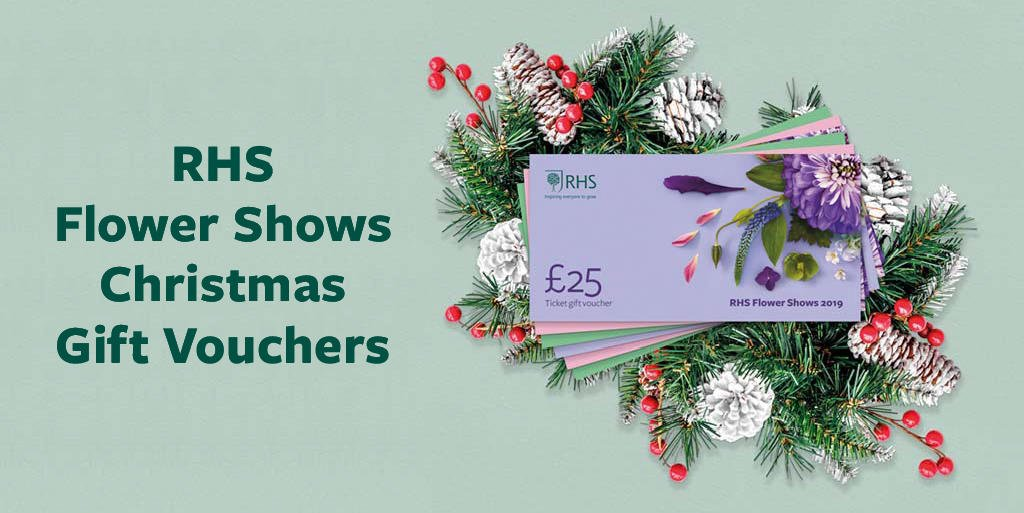 Give the gift of a day out for Christmas with vouchers for our 2019 shows: https://rhsmerchandise.seetickets.com/event/rhs-retail-items/rhs/1274680 … ...