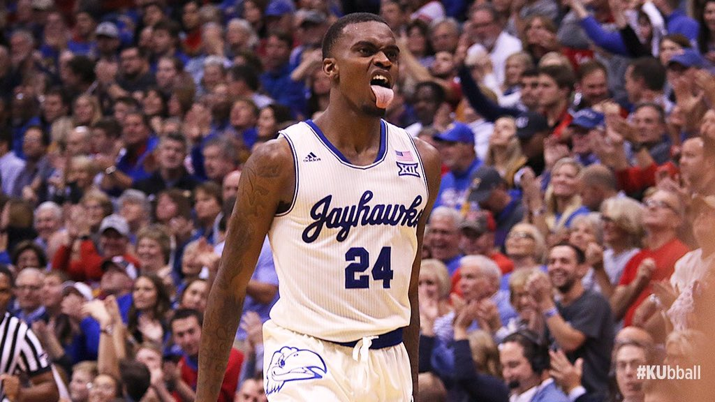 LaGerald Vick has back to back 30 point performances on incredible shooting nights and gets almost no recognition from ESPN. Meanwhile, Zion catches an alley oop and is all over SportsCenter and ESPN. That's crazy.<br>http://pic.twitter.com/nMVxv1PMWL