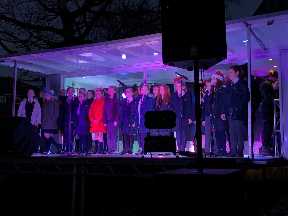 test Twitter Media - Well done to everybody that performed at the #Wilmslow light switch on today, marking the beginning of the festive period in our local community #gorseymusic #gorseypshe https://t.co/Wb3tOVYdXJ