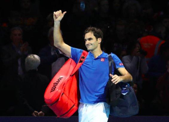Fernando Murciego's photo on Federer