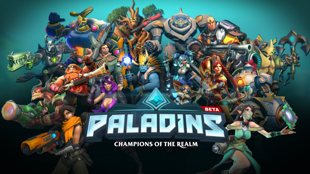Paladins Is Getting Cross-Platform Play And Cross-Progression https://t.co/g4HhAQa3tK https://t.co/YObBICmoRB