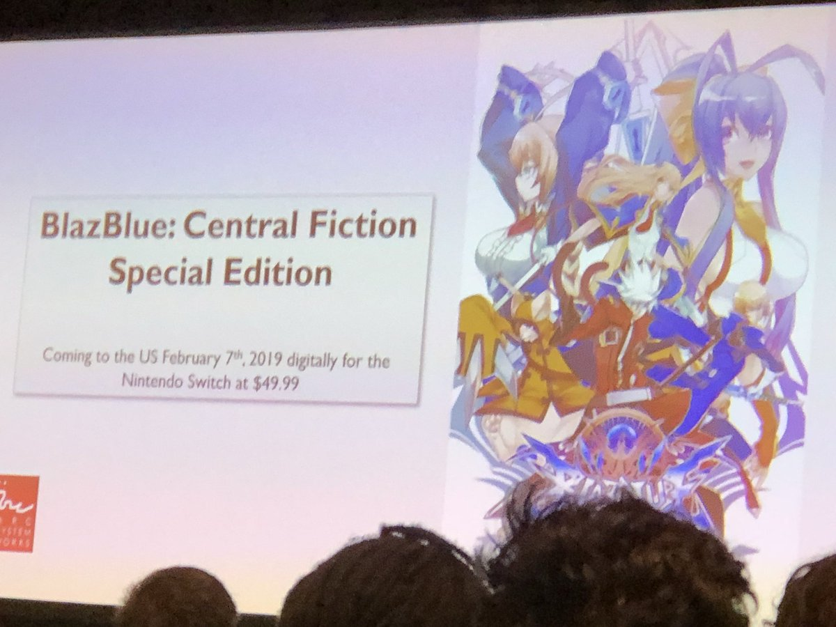 #BBCF NEWS: Special Edition coming to the US February 7, 2019 on the Nintendo Switch for $49.99 <br>http://pic.twitter.com/WtU5id9qkn