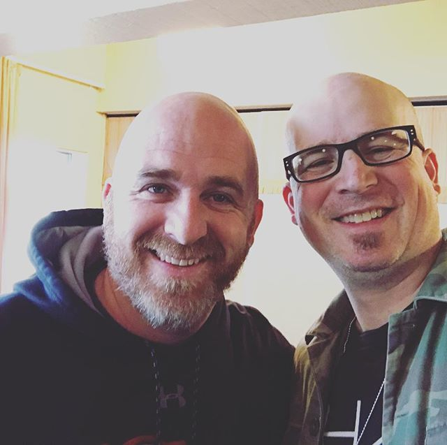 Honored to partner with @kirbyst.john and @msmstudent for their annual Youth Pastors Retreat.  Something big going on in MN!!! #amazingleaders #nofiltersforbaldguys #welookgoodthough #leadthegeneration #goinghome