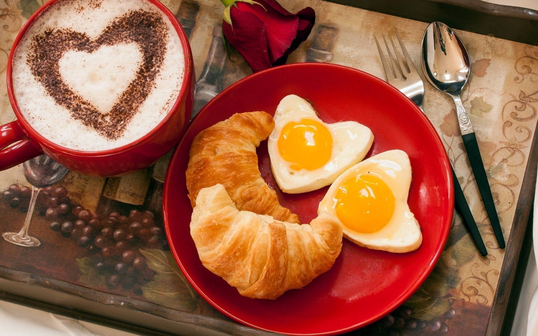 арт-среде завтрак для любимого мужа с фото советы подготовке