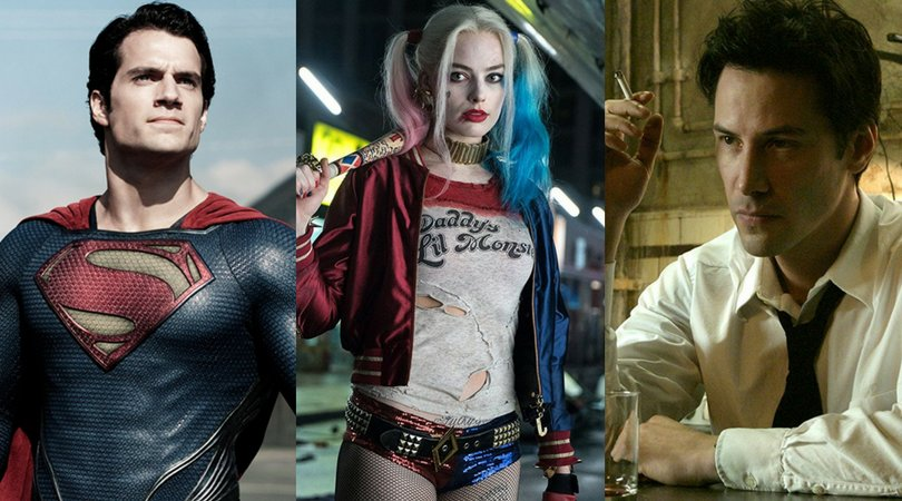 From Superman and Harley Quinn to the occult detective John Constantine, check out our collection of DC Comics characters who were adapted for the big and small screens. 👉 https://t.co/sYn2Z1bQaq