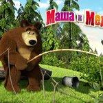 Маша и Медведь Twitter Photo