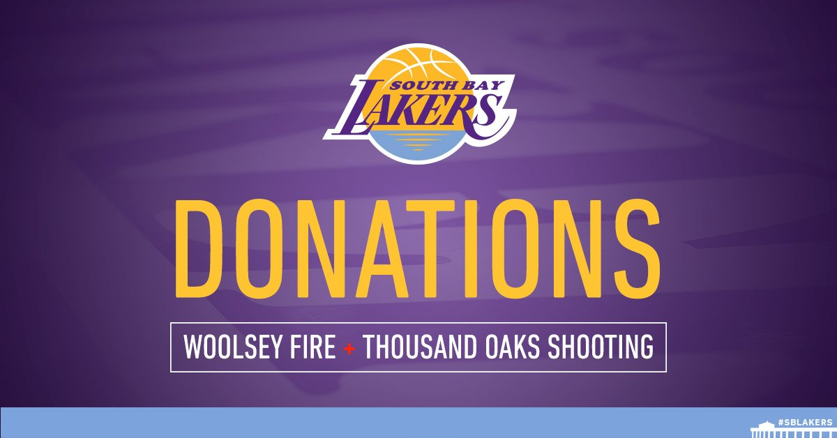 South Bay Lakers on Twitter: