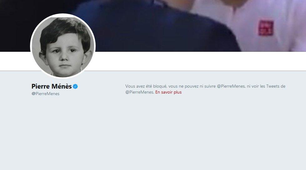 Français bloqués aujourdhui : - par les Gilets jaunes : 150 000 - par Pierre Ménès : 2,3 millions Winamax Sport adresse son soutien aux Twittos pris en otage.