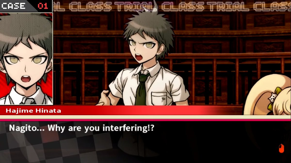 P2m On Twitter Lucahjin Danganronpa 2 In One Sentence A page for describing characters: twitter