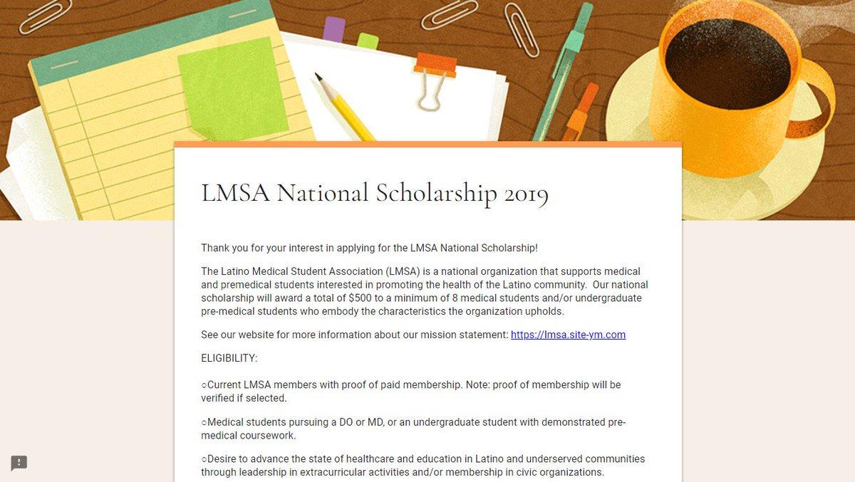 LMSA National on Twitter: