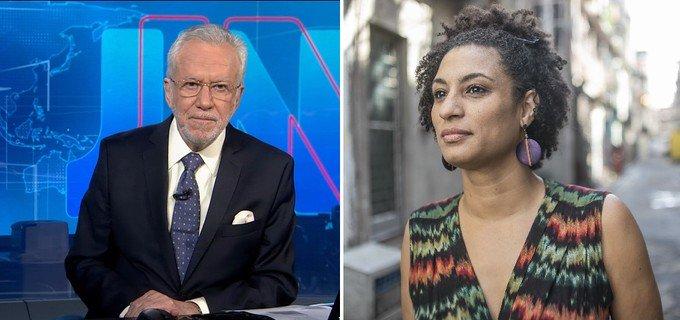 Emissora vai recorrer | Justiça proibe Globo de noticiar inquérito sobre assassinato de Marielle Franco https://t.co/ab4TI2sd1y