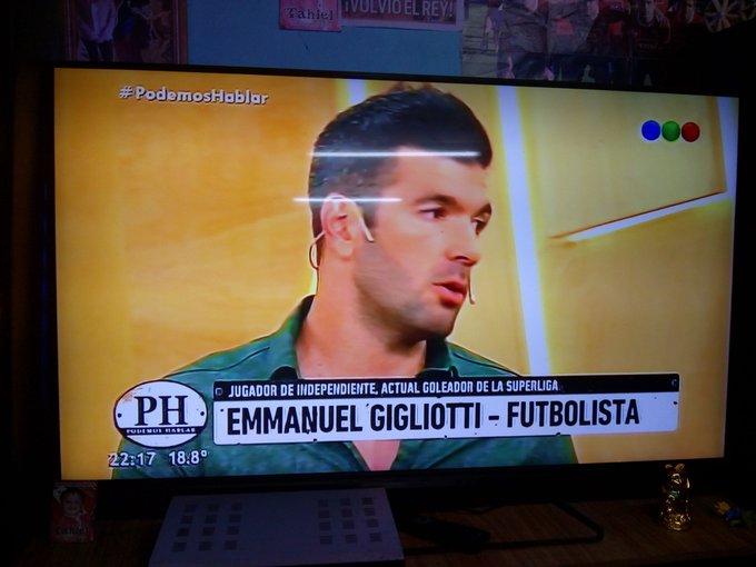 #PodemosHablar mirando a mi amor puma Gigliotti 😍😍 Foto