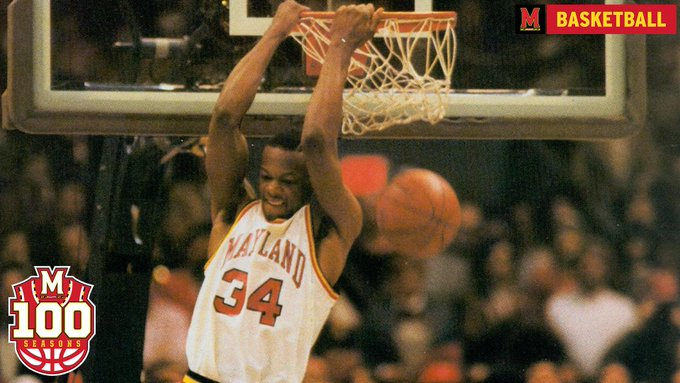 Once a Terp, Always a Terp  Happy Birthday Len Bias