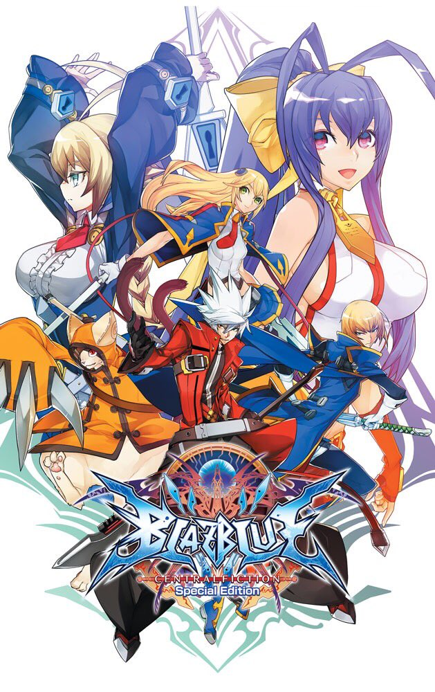 #BLAZBLUE CENTRALFICTION Special Edition is coming to the west!   It will be hitting the Nintendo Switch eShop on 02/07/19. <br>http://pic.twitter.com/L4Zr4Z96sK