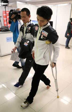 500RT:【強行出場で優勝】羽生結弦、医師の診断は3週間安静だった https://t.co/r9Rqzguyeo  「何を選択するか」を考えてロシア杯出場を選んだと明かし、ファイナル、全日本への出場については「考えないといけない」とした。