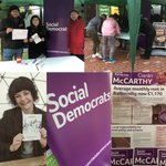 Image for the Tweet beginning: REGISTER TO VOTE/LEAFLET DROPBusy day