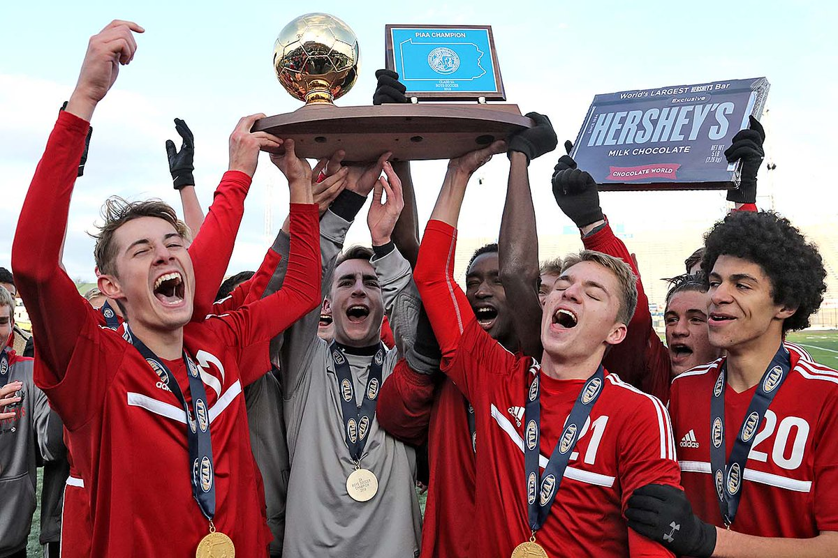 Fleetwood's boys soccer team captures its first state championship since 2000. https://t.co/jpBeG7jaAr https://t.co/YBHHbSFSzV