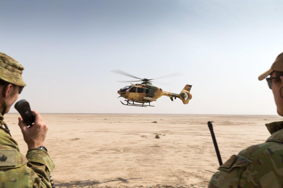 جهود التحالف الدولي لتدريب وتاهيل وحدات الجيش العراقي .......متجدد - صفحة 5 DsPMNt7XcAIb8-A