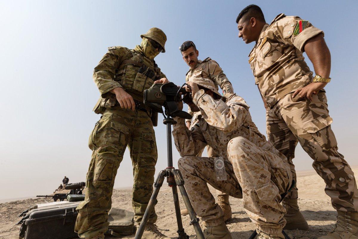 جهود التحالف الدولي لتدريب وتاهيل وحدات الجيش العراقي .......متجدد - صفحة 5 DsPMNtHXoAE_1Pp