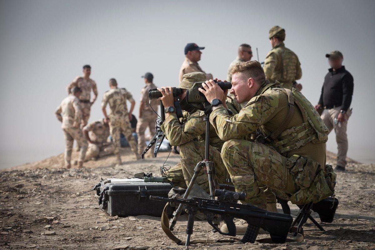جهود التحالف الدولي لتدريب وتاهيل وحدات الجيش العراقي .......متجدد - صفحة 5 DsPMNvxXoAAHKob