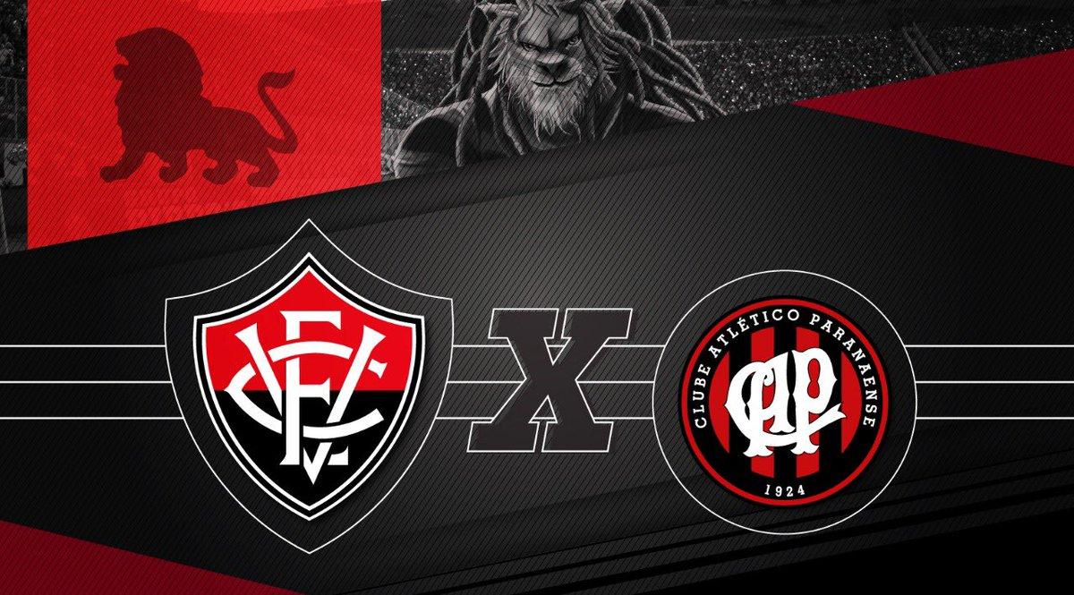 Vitória 0x2 Atlético-PR