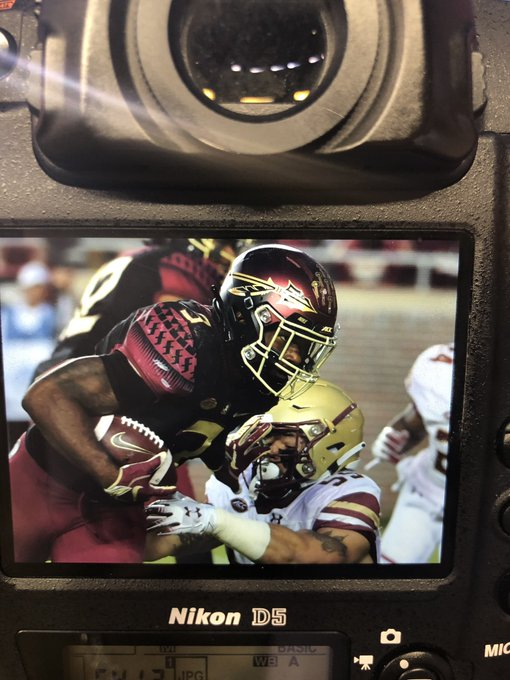 Cam Akers Photo