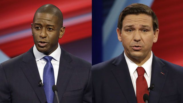 Florida governor's race recount: Democrat Andrew Gillum concedes https://t.co/TwhBUkUy9B